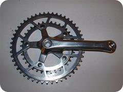 Compact Crank pre install