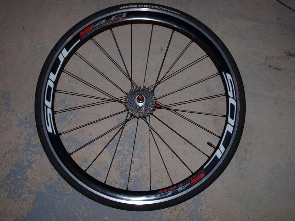 Wheel Review Soul S4 0 100 Days To Fitness